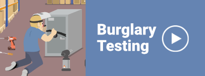 Play Burglary Testing Video